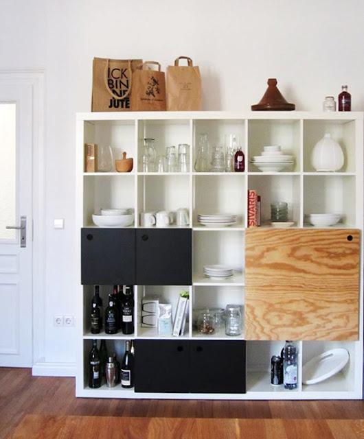 Storage table for kitchen photo - 2