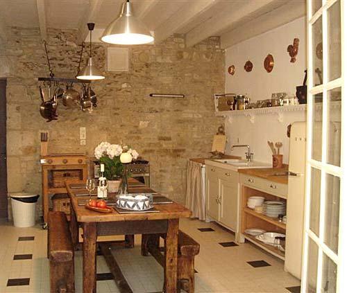 Tall kitchen table photo - 3