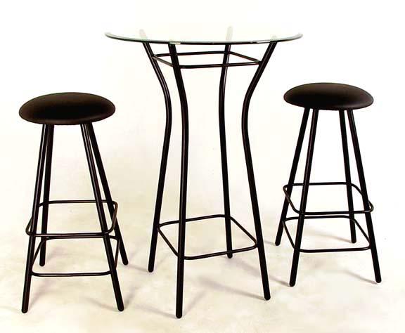 Tall kitchen table sets photo - 1