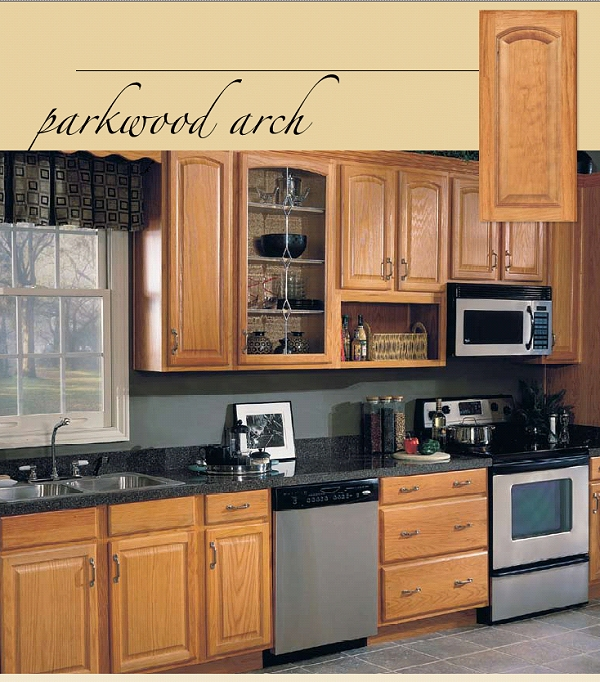 Tall kitchen wall cabinets photo - 3