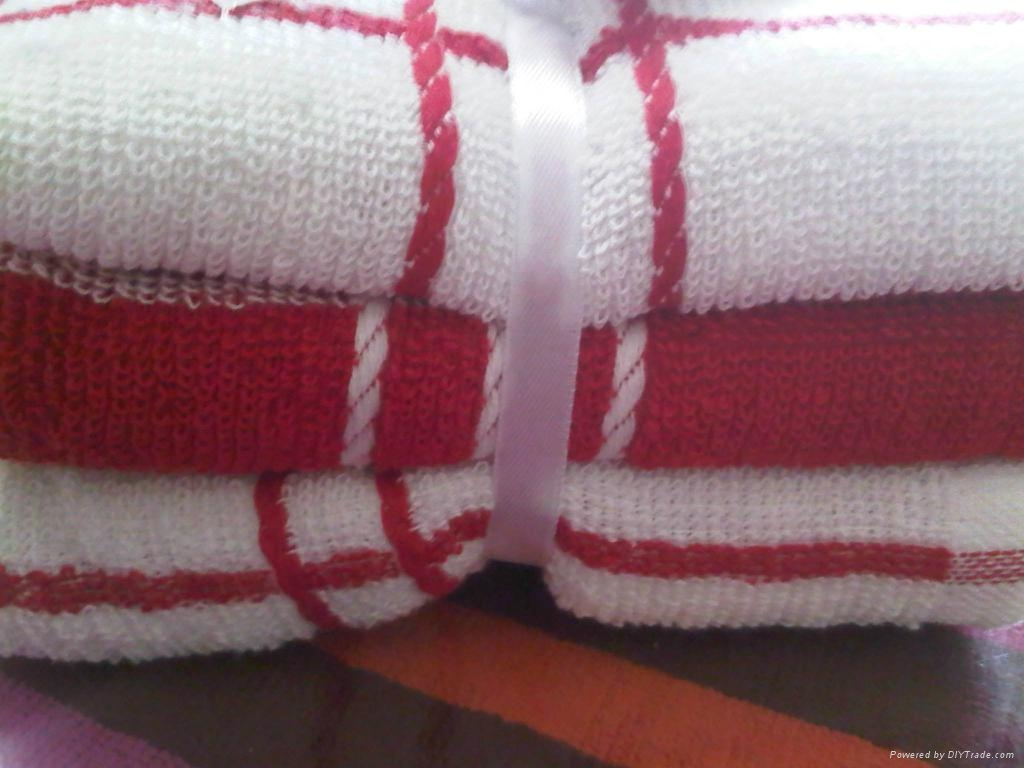Terry kitchen towels photo - 3
