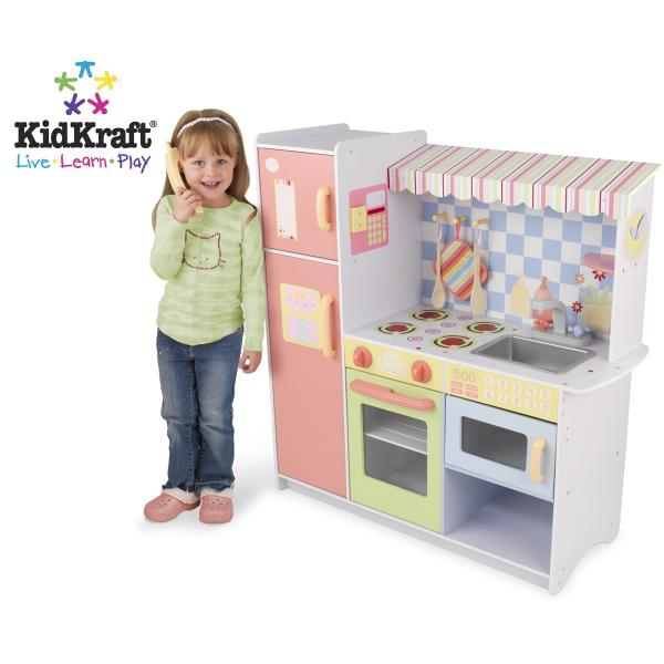 Toy kitchen appliances photo - 1