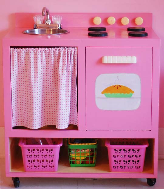 Toy kitchen appliances photo - 2