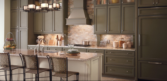 Utility cabinets for kitchen photo - 3