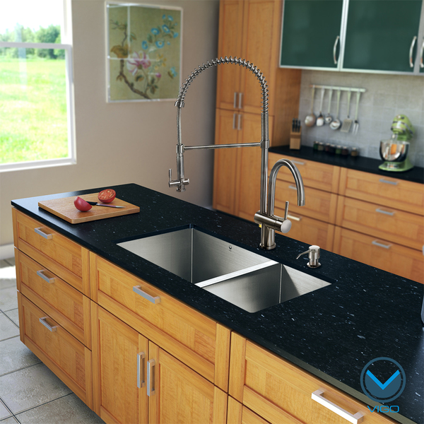 Vigo kitchen faucet photo - 2
