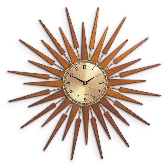 Vintage kitchen wall clocks photo - 2
