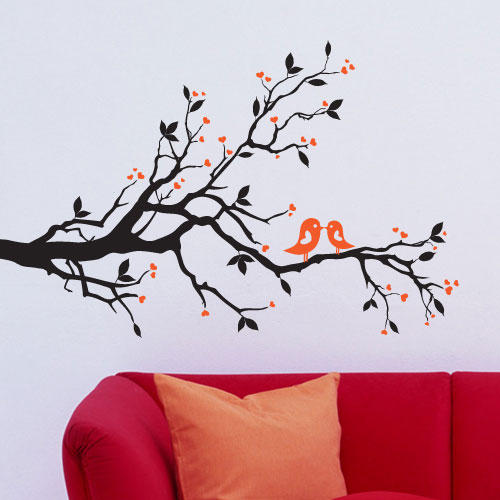 Wall stickers for kitchen photo - 2