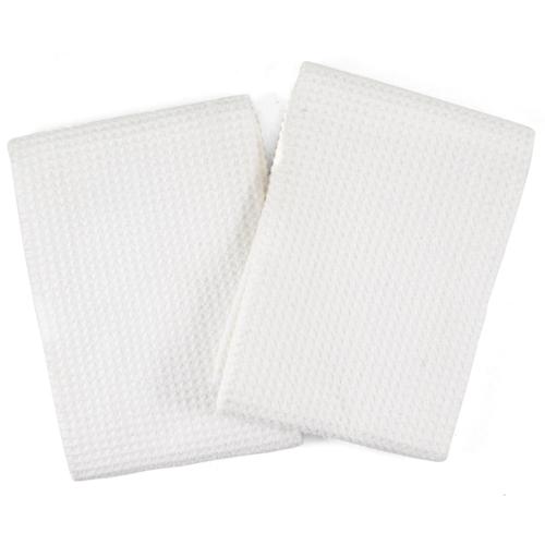 White kitchen towels photo - 1