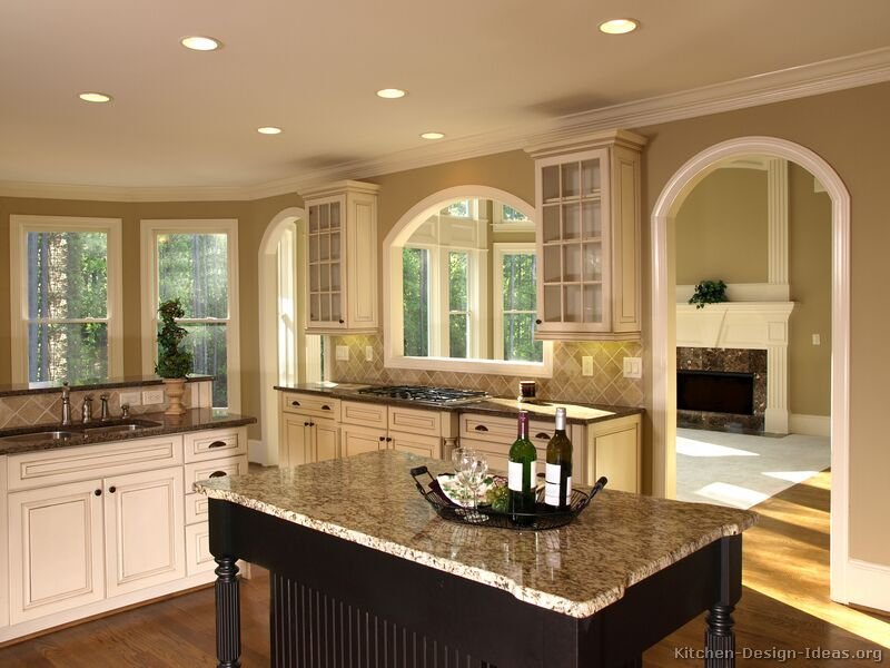 White kitchen wall cabinets photo - 1