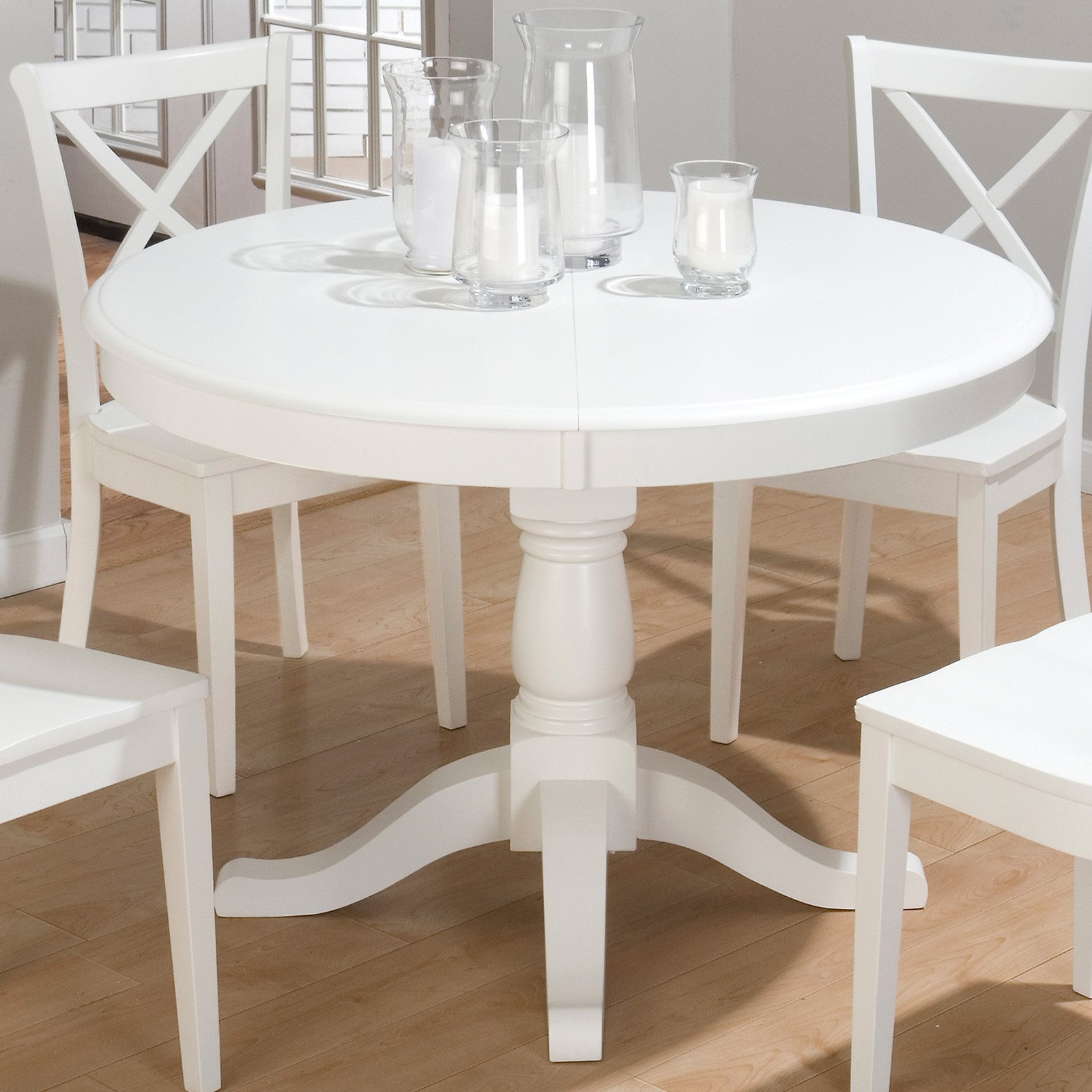 white pedestal kitchen table – kitchen ideas