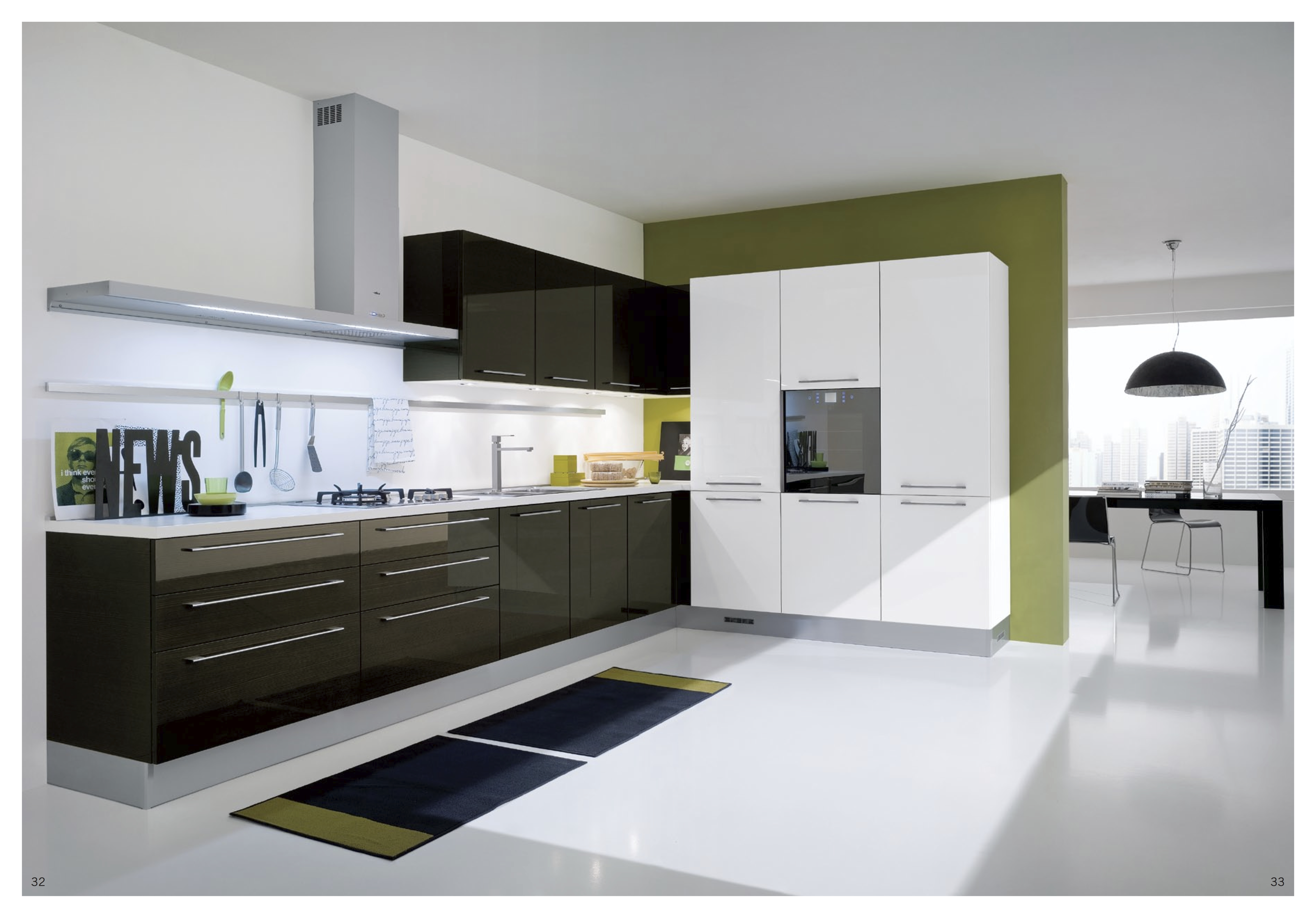 White play kitchen photo - 3
