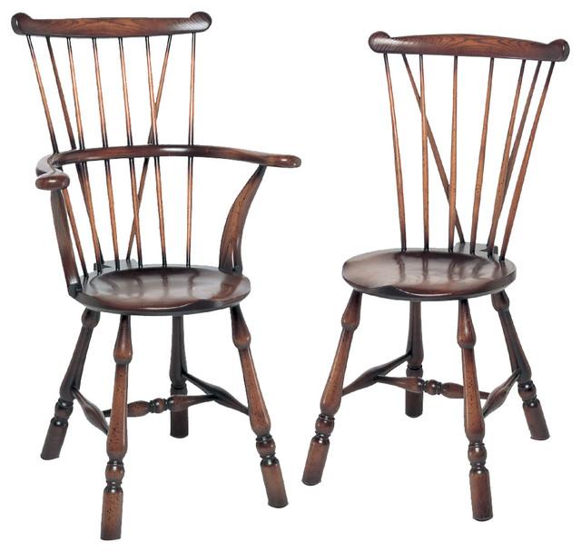 Windsor kitchen chairs photo - 2