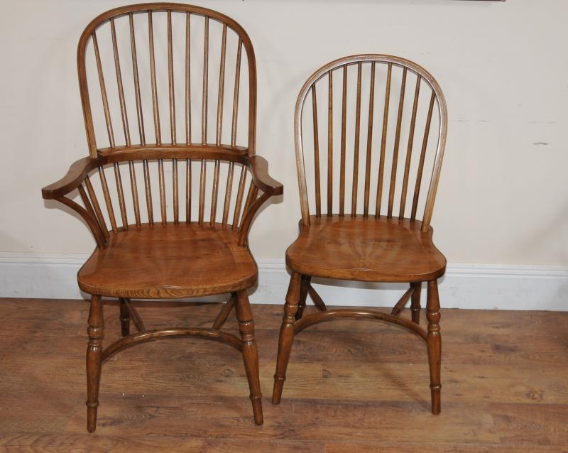 Windsor kitchen chairs photo - 3