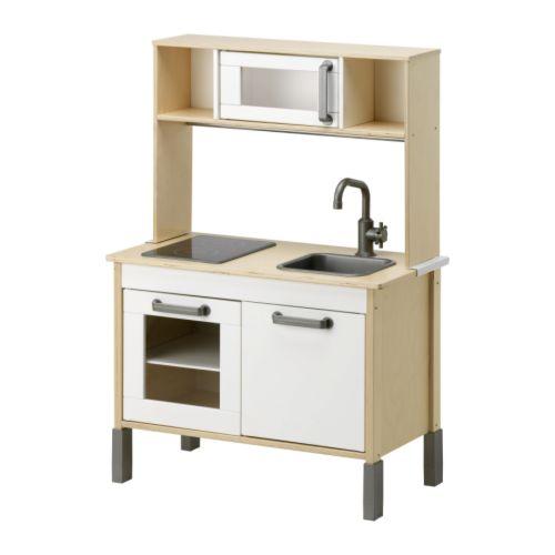 Wooden childrens kitchen photo - 2