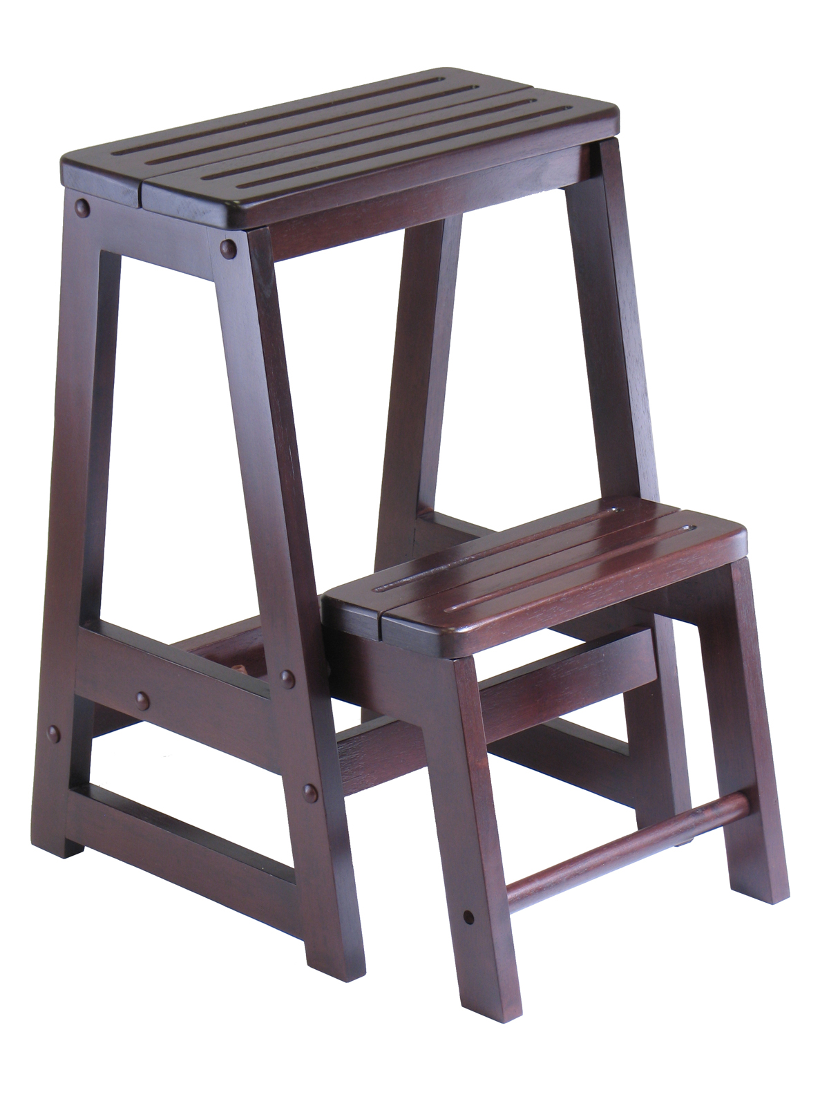 Wooden Kitchen Step Stool Ideas