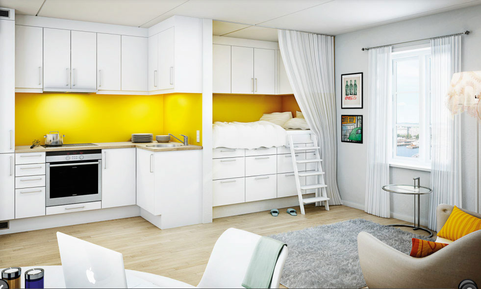 Yellow Kitchen Cabinets. Top Awesome Yellow Kitchens With White Part 96