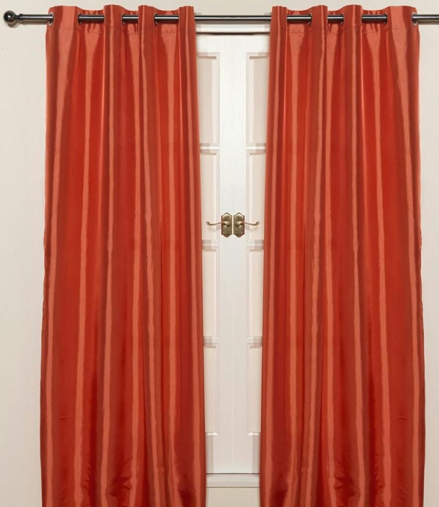 Target Orange Curtains. Burnt Orange Curtains Uk Curtains