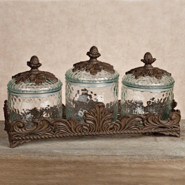decorative canister sets kitchen kitchen canister sets gbs helix canister 17162