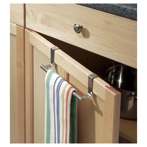 kitchen towel racks for cabinets kitchen cabinet towel bar kitchen ideas 8672