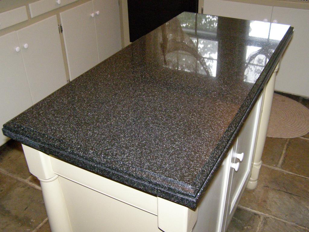 Kitchen Island Cart With Granite Top