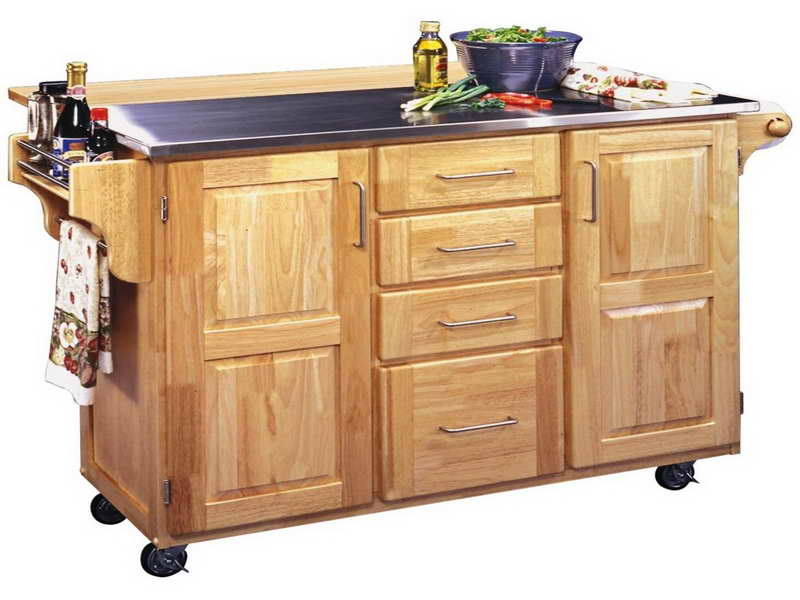 island on wheels for kitchen kitchen island with wheels kitchen ideas 7600