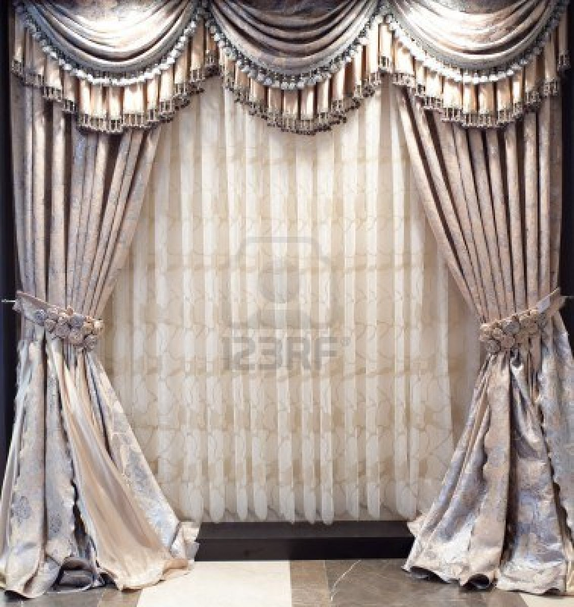 Windows Curtains Design Window Dress Up Your With Best
