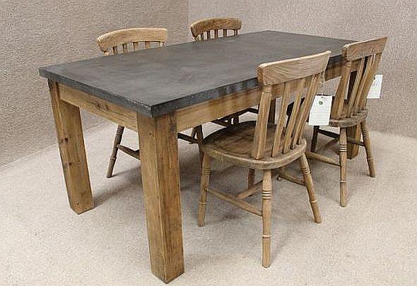 Kitchen Metal Table
