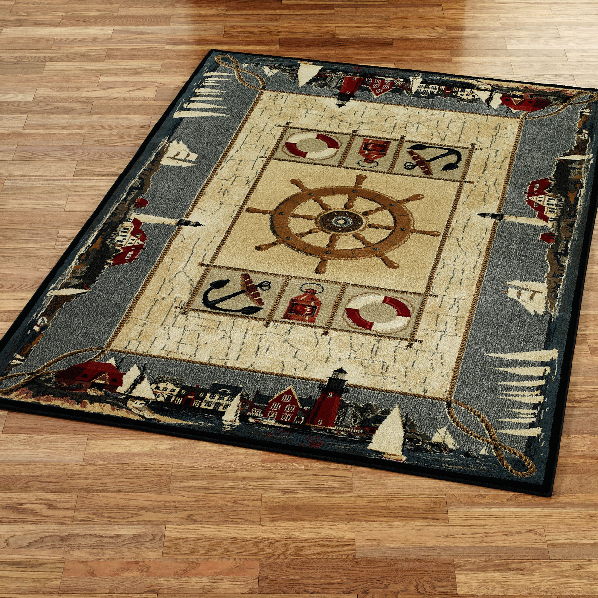 Kitchen Wedge Rugs