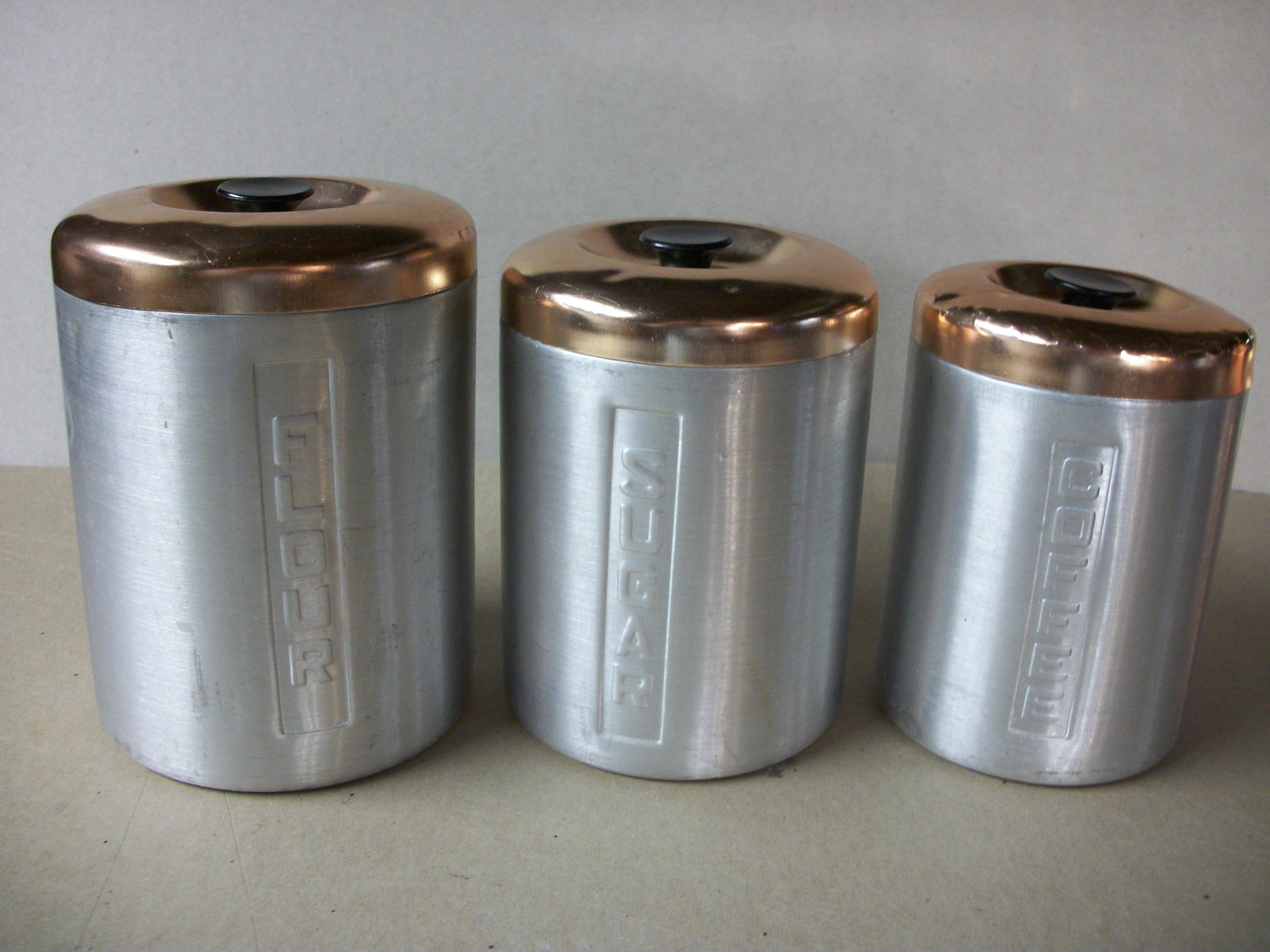 Stainless Steel Canisters Kitchen Ideas