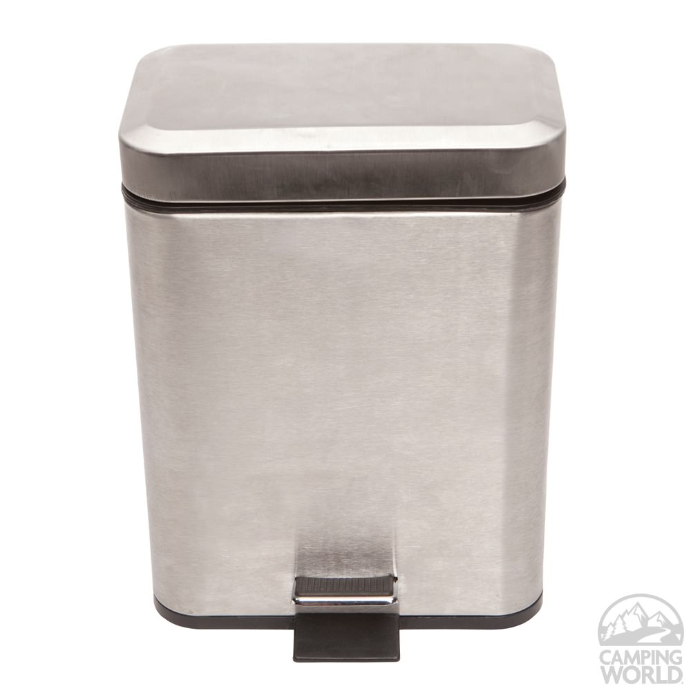 stainless steel kitchen trash can stainless steel trash can kitchen kitchen ideas 12040