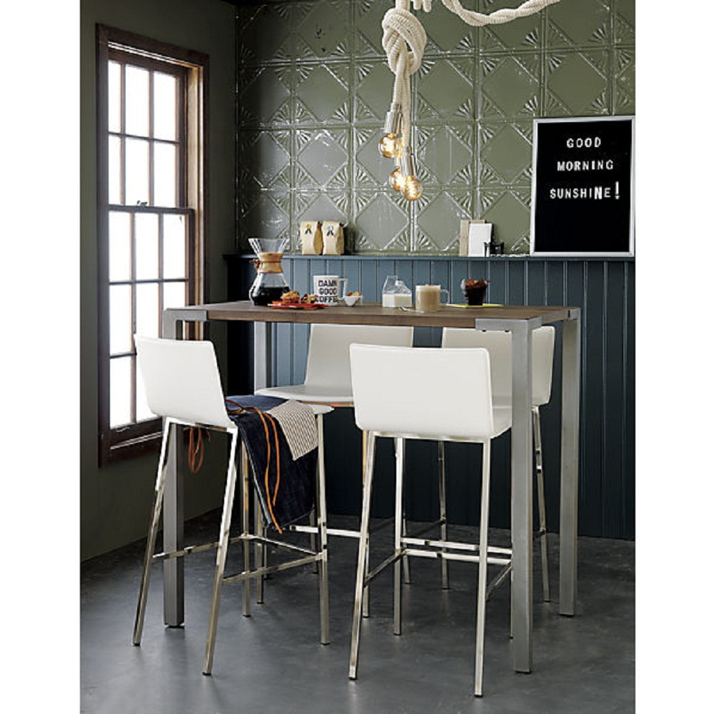 Tall Kitchen Table And Chairs Photo 6 Ideas