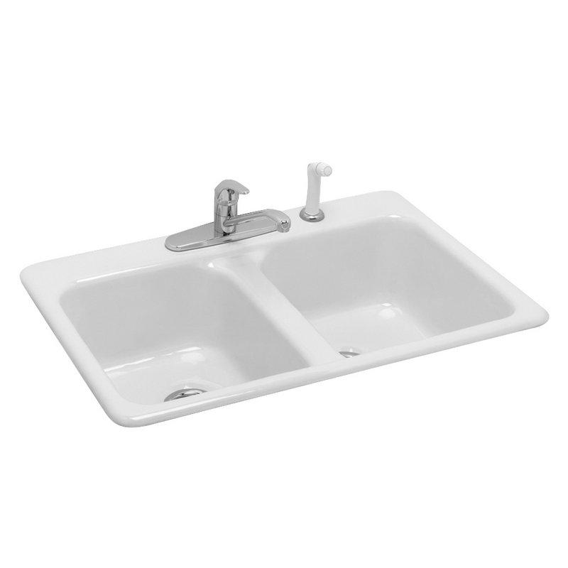 American Standard Porcelain Kitchen Sinks | Sevenstonesinc.com