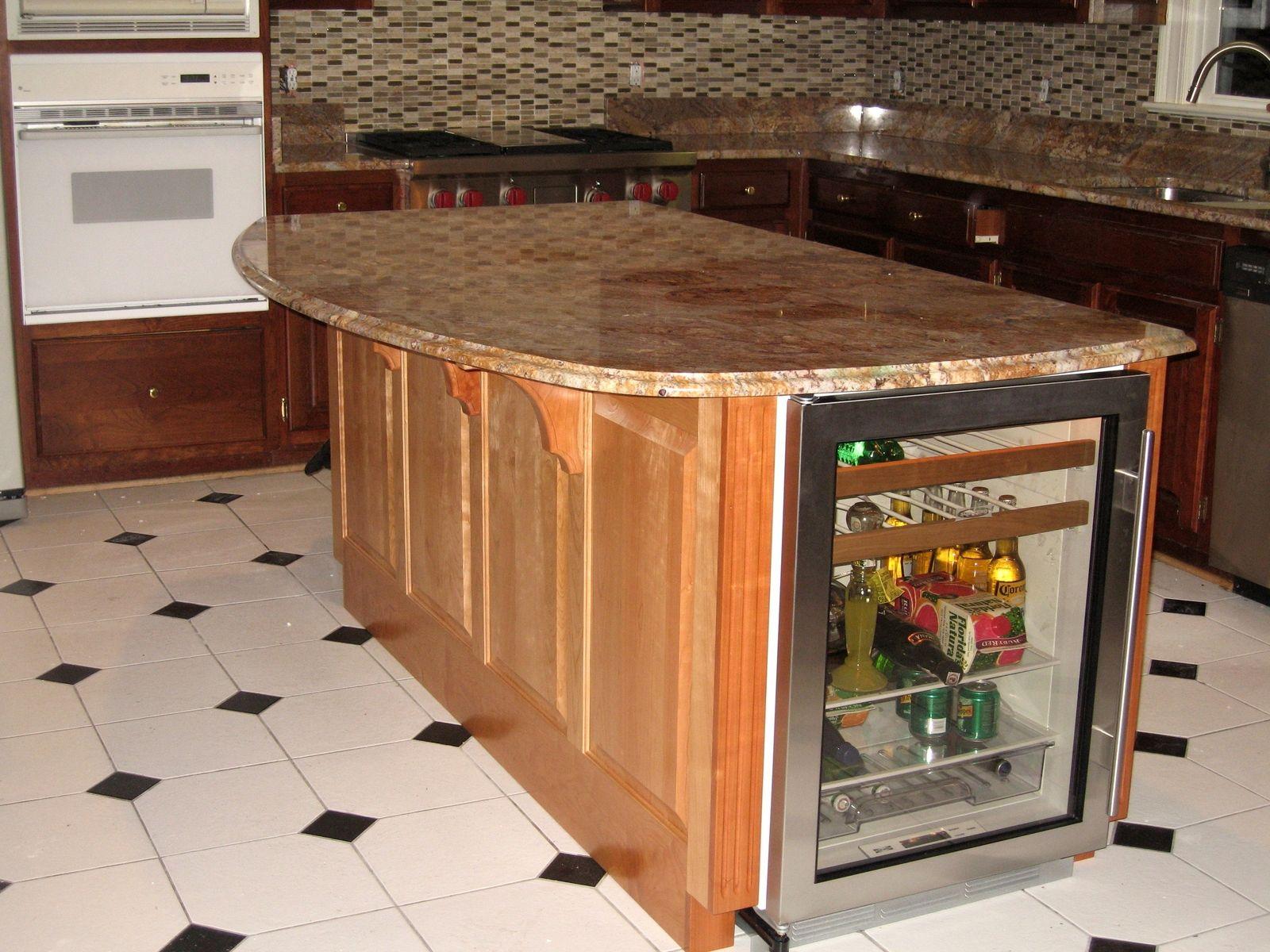 Granite Top Kitchen Island Kitchen Ideas