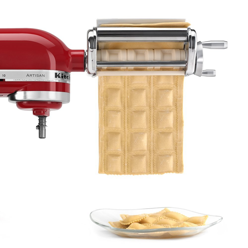 Kitchenaid Mixer Pasta Attachment Instructions Room Image And