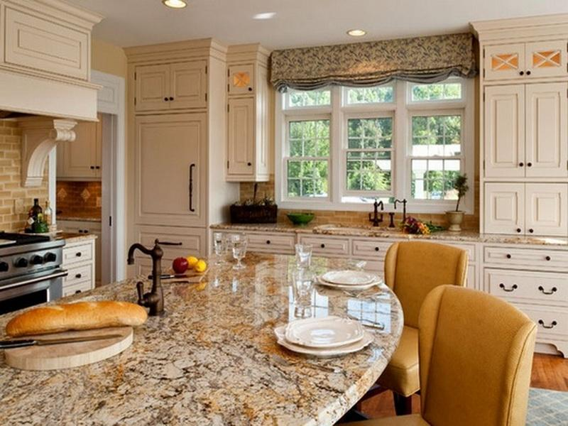 Small Kitchen Window Treatments Kitchen Ideas