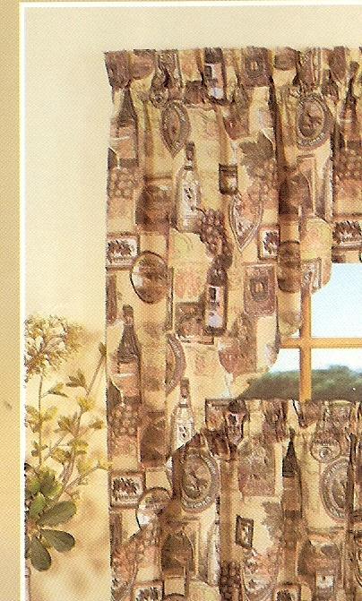 Completely new Tuscany kitchen curtains | | Kitchen ideas JI13